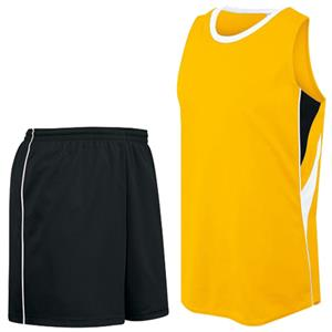 High 5 Pace Racer-Back Softball Jersey Uniform Kit