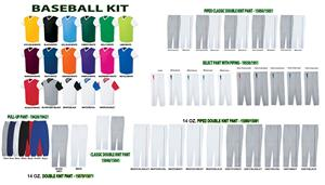 High Five Arsenal Baseball Jersey Uniform Kits
