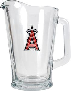 MLB Anaheim Angels 1/2 Gallon Glass Pitcher