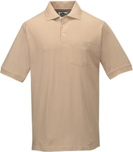 TRI MOUNTAIN Caliber Ltd. Golf Shirt w/Pocket