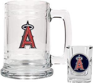 MLB Anaheim Angels Boilermaker Gift Set