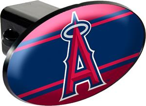 MLB Anaheim Angels Trailer Hitch Cover