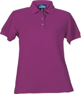 TRI MOUNTAIN Women's Autograph Pique Golf Shirt