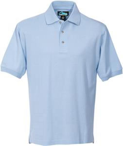 TRI MOUNTAIN Signature Cotton Pique Golf Shirt
