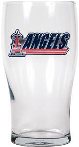 MLB Anaheim Angels 20oz Pub Glass