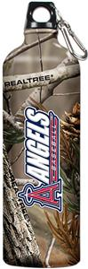 MLB Angels 32oz RealTree Aluminum Water Bottle