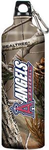 MLB Angels 32oz RealTree Aluminum Water Bottle