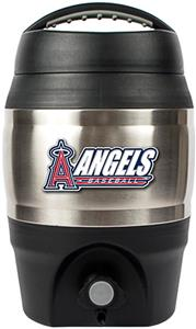 MLB Angels 1gal Tailgate Jug w/Push Button Spout