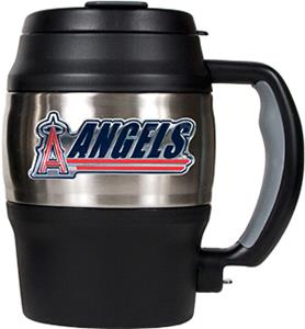 MLB Anaheim Angels 20oz. Stainless Steel Mini Jug