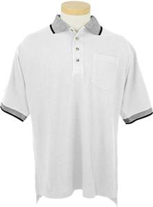 TRI MOUNTAIN Mercury Pique Knit Polo w/Pocket