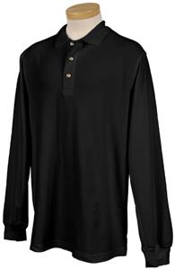 TRI MOUNTAIN Champion Pique Knit Golf Shirt
