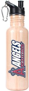 MLB Anaheim Angels 26oz Baseball Bat Water Bottle