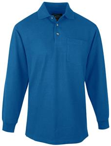 TRI MOUNTAIN Spartan Pique Knit Golf Shirt