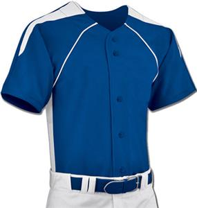 Elite Dri-Gear Full Button Placket Jerseys
