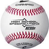 NFHS High School League Baseballs CBB-200HS