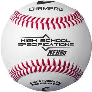 NFHS High School League Baseballs CBB-200HS