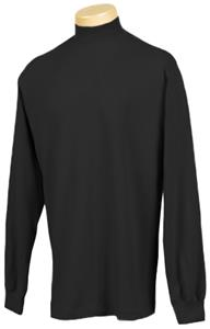 TRI MOUNTAIN Graduate Interlock Mock Turtleneck