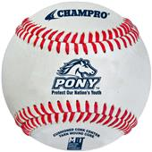 Pony Official Raised Seam Baseballs CBB-300PL