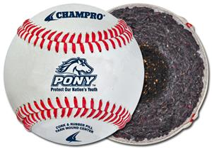 Pony League Baseballs CBB-200PL
