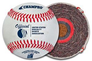 Champro CBB-300US USSSA Game Baseballs