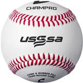 Champro CBB-200US USSSA Game Raised Seam Baseballs