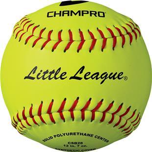 Game Fast Pitch Little League Softball (1 Dozen)