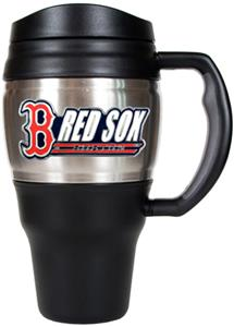 MLB Boston Red Sox Stainless Steel 20oz Travel Mug