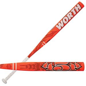 Worth 454 Resmondo Legit USSSA Slowpitch Bats