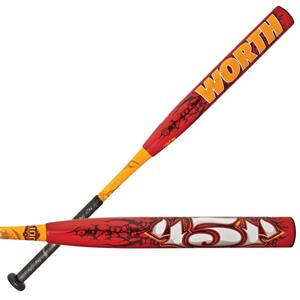 Worth 454 Mutant ASA Slowpitch Softball Bats