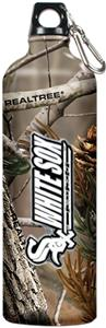 MLB White Sox 32oz RealTree Aluminum Water Bottle