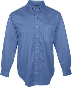 TRI MOUNTAIN Professional Long Sleeve Twill Shirt