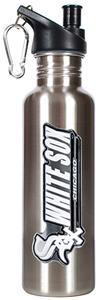 MLB Chicago White Sox 26oz Stainless Water Bottle