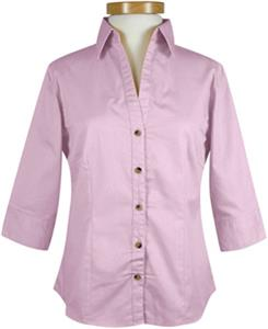 TRI MOUNTAIN Women's Affinity 3/4-Sleeve Shirt