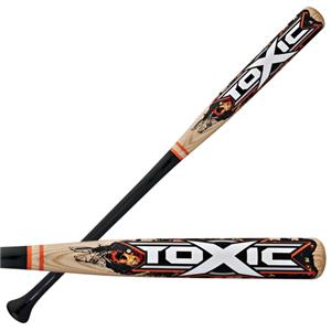 Worth Toxic Wood ASA Slowpitch Softball Bats
