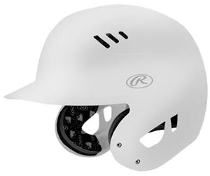 COOLFLO XV1 Rubberized Matte Batting Helmets CO