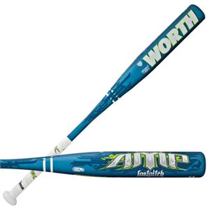 Worth AMP FPEX -11 Fastpitch Softball Bats