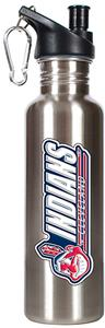 MLB Cleveland Indians 26oz Stainless Water Bottle