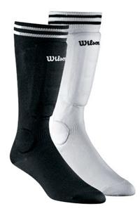 Wilson Soccer sock guards  WTH5210