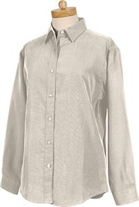 TRI MOUNTAIN Women's Metro Mini Houndstooth Shirt