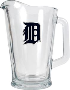 MLB Detroit Tigers 1/2 Gallon Glass Pitcher