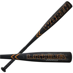 Worth Lithium Prodigy -10 SL Baseball Bats