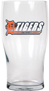 MLB Detroit Tigers 20oz Pub Glass