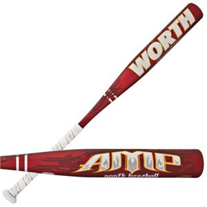 Worth Lithium AMP -13 Youth Baseball Bats