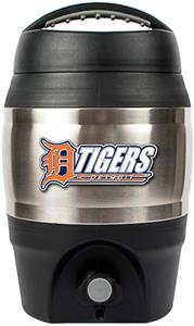 MLB Tigers 1gal Tailgate Jug Push Button Spout