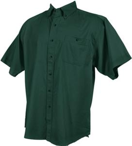 TRI MOUNTAIN Director Cotton Twill Shirt w/Pocket