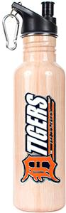 MLB Tigers 26oz Baseball Bat Water Bottle