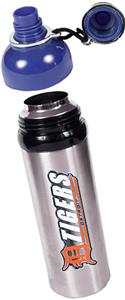 MLB Tigers 24oz Stainless Water Bottle w/Blue Top