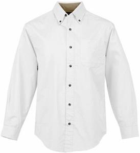 TRI MOUNTAIN Regency Twill Woven Placket Shirt