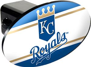 MLB Kansas City Royals Trailer Hitch Cover