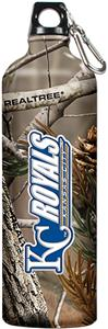 MLB Royals 32oz RealTree Aluminum Water Bottle